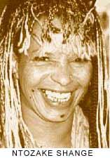 Ntozake Shange: The author of